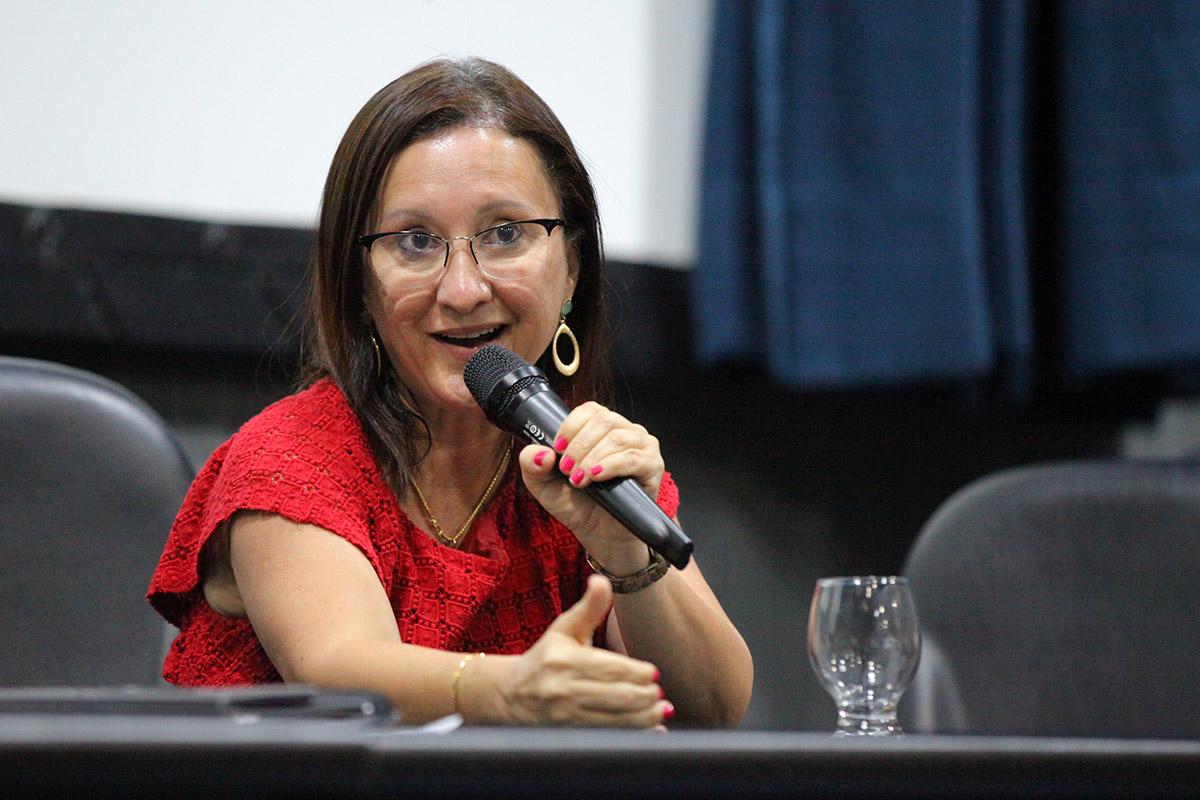 Médica Fátima Alécio. Foto: Itawi Albuquerque