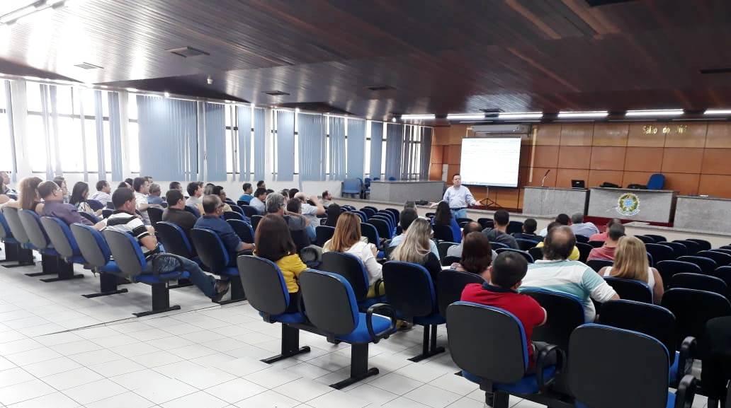 Oficiais de justiça participam de capacitação em Arapiraca