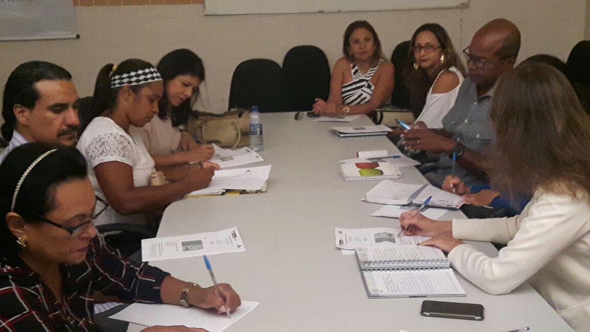 Equipe de trabalho do PCJE apresenta plano de trabalho a gestores da educação estadual
