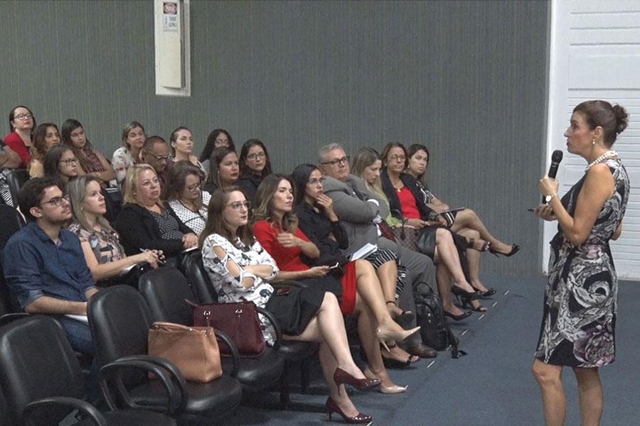 Seminário ocorreu na manhã desta terça (9), no auditório da Escola da Magistratura (Esmal).