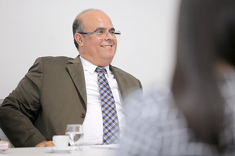 Diretor-geral da Esmal, desembargador Fernando Tourinho.