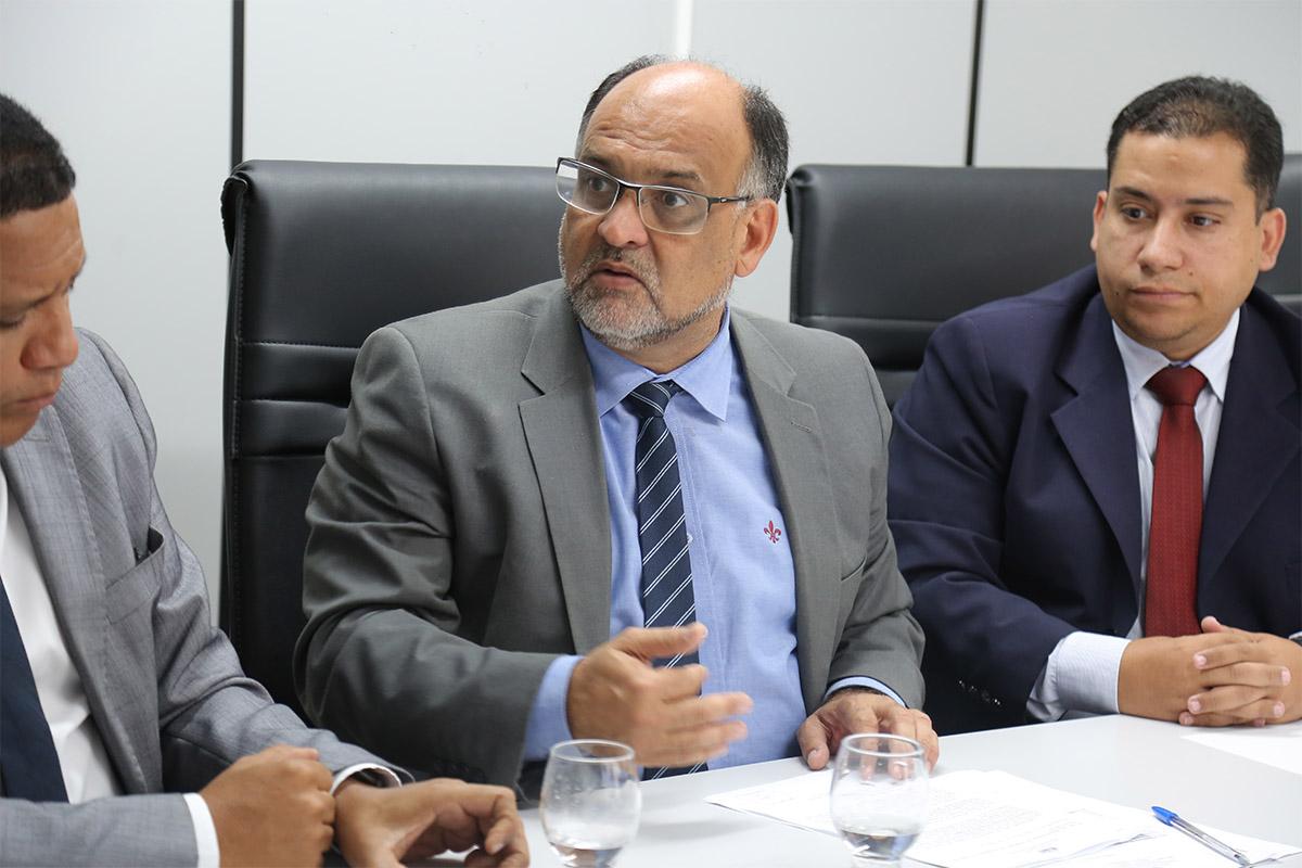 Procurador-geral, Marcondes Aurélio de Oliveira
