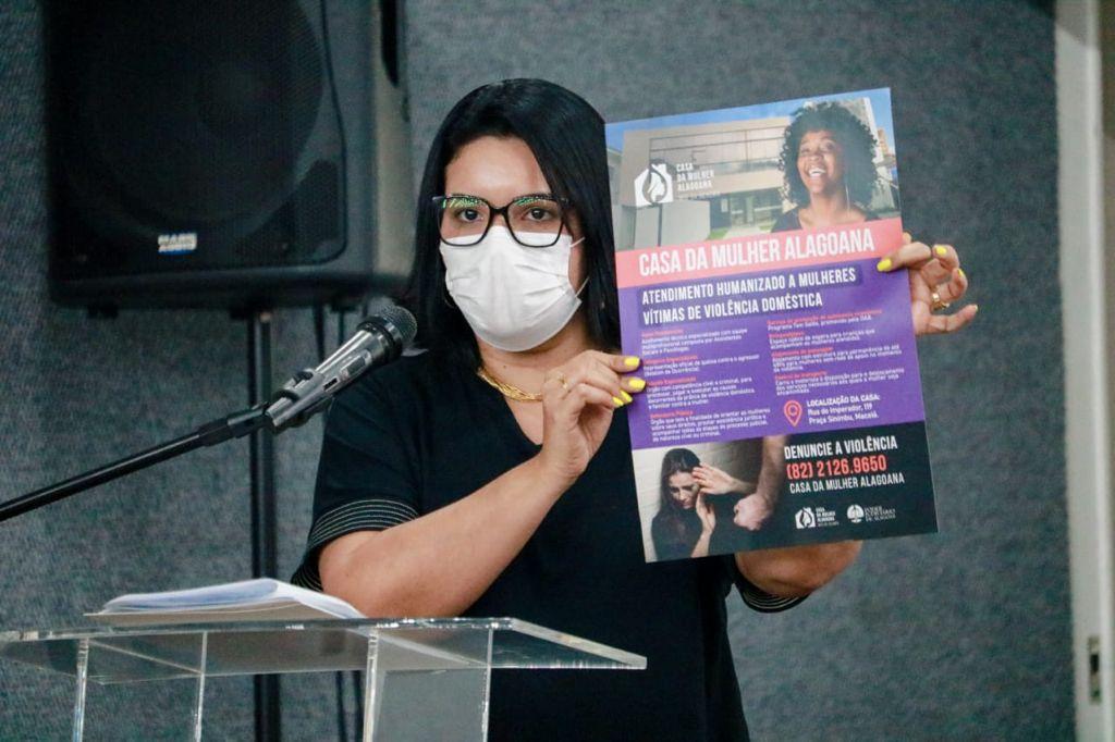 Entidades discutem capacitação e inserção de vítimas de violência doméstica no mercado