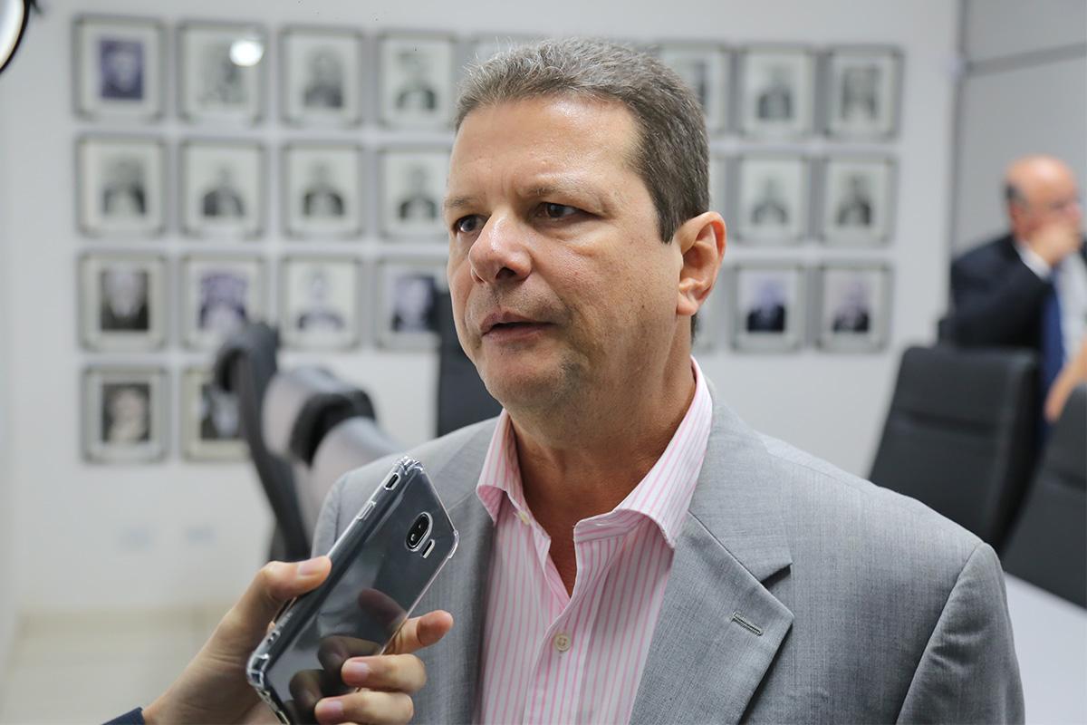 Cleomadson Abreu, presidente da Arpen/AL