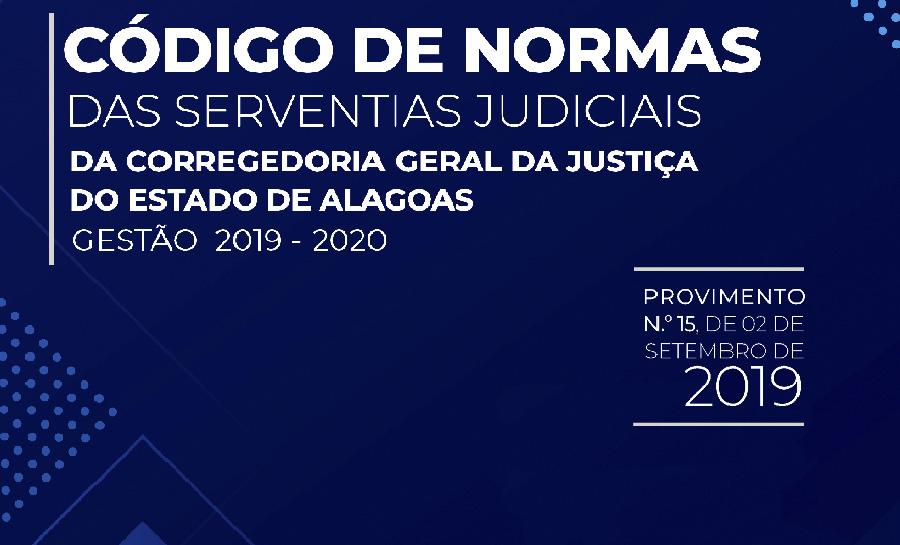 Normatização norteia o trabalho dos servidores do Poder Judiciário de Alagoas. Arte: Itawi Albuquerque