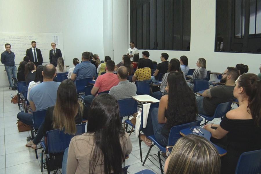 Prova foi aplicada na Unit, em Maceió.