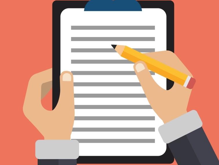 Documento de identificação, caneta esferográfica de tinta preta ou azul e prancheta são obrigatórios no dia da prova.