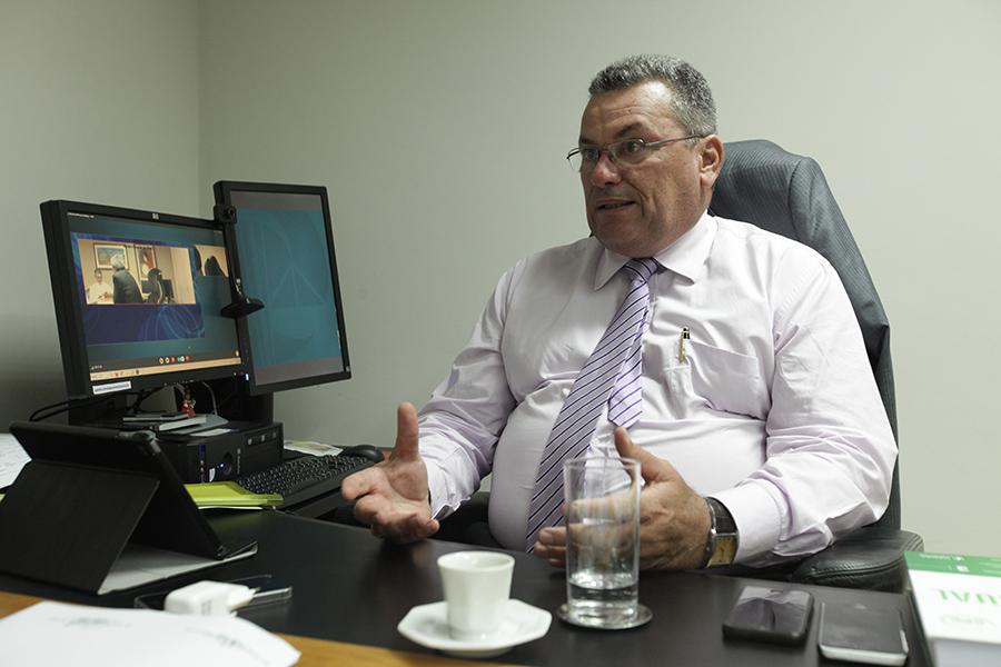 Desembargador Domingos Neto destacou os benefícios do novo sistema.