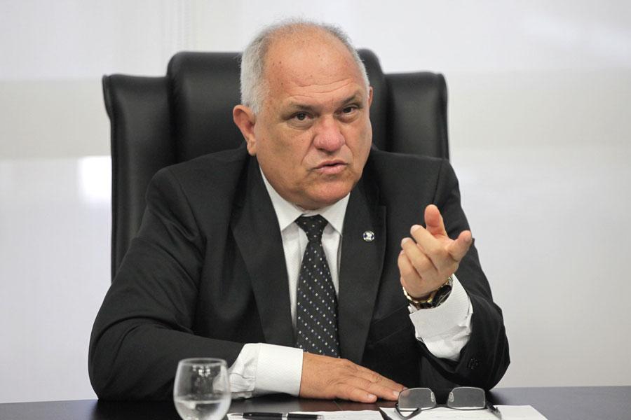 Otávio Praxedes disse que o TJ/AL manterá a austeridade financeira e se empenhará para atender aos anseios da população.