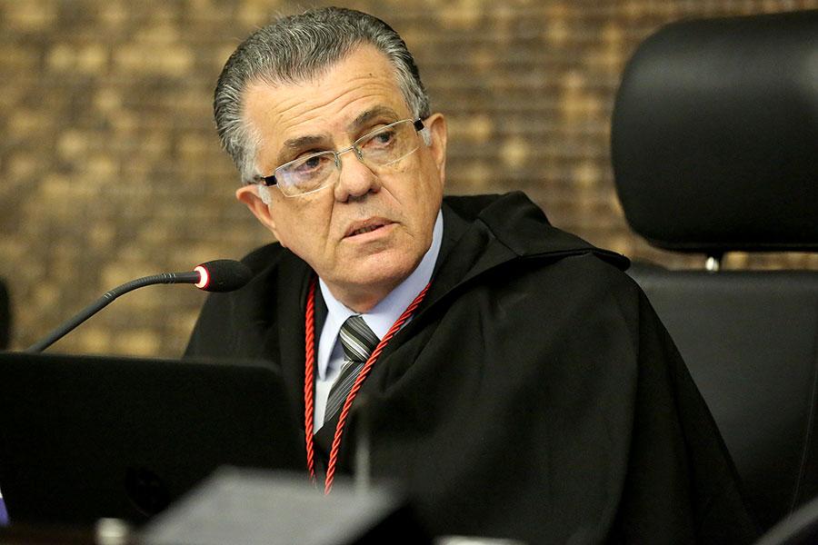 Desembargador Sebastião Costa Filho, da Câmara Criminal do TJ.