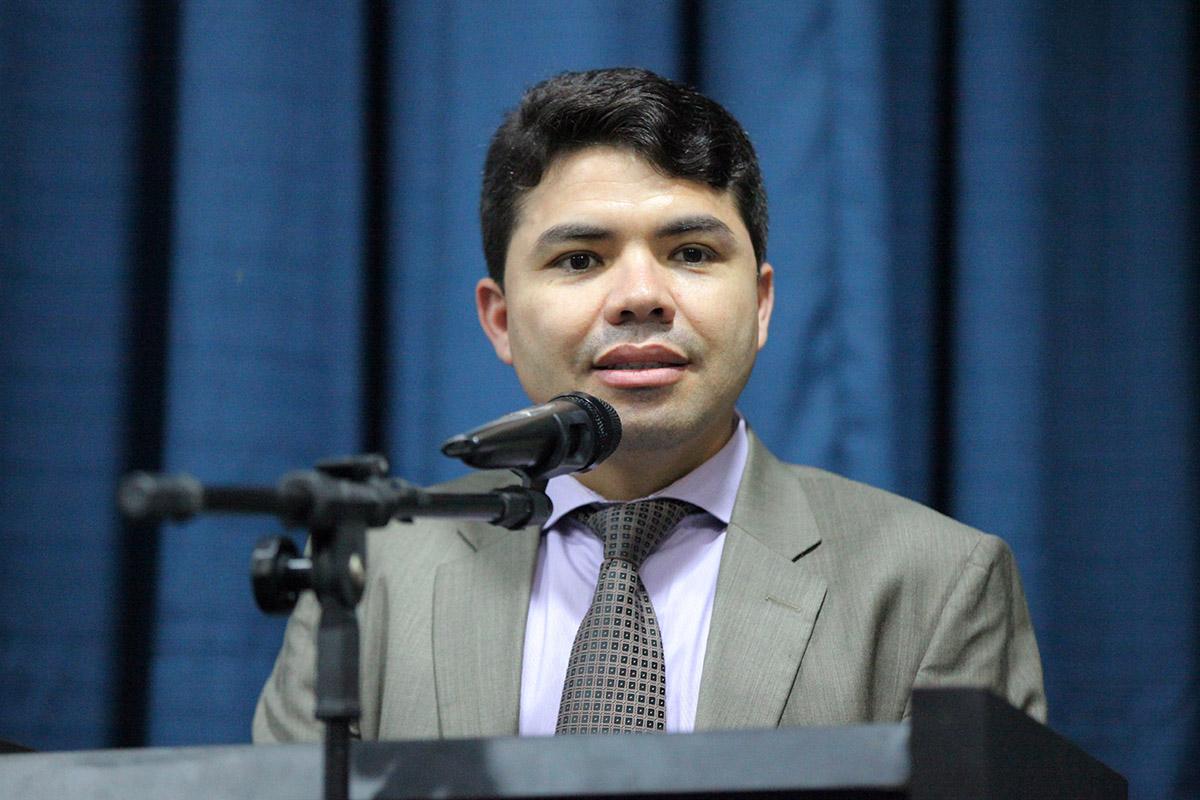 Juiz Hélio Pinheiro. Foto: Itawi Albuquerque
