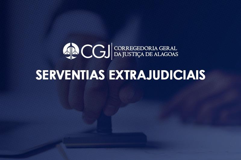 CGJ/AL reduz expediente nos cartórios e orienta sobre medidas de prevenção ao Covid-19