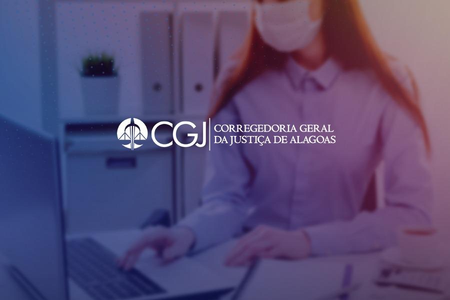 Secretaria-Geral da CGJAL submeteu 2.129 atos ao corregedor da Justiça