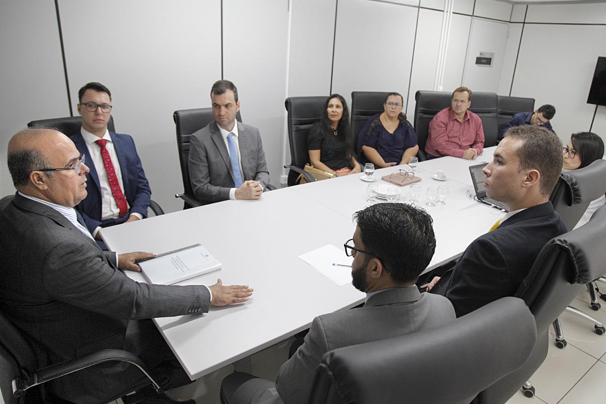 Servidores serão capacitados após aprovação do projeto. Foto: Itawi Albuquerque