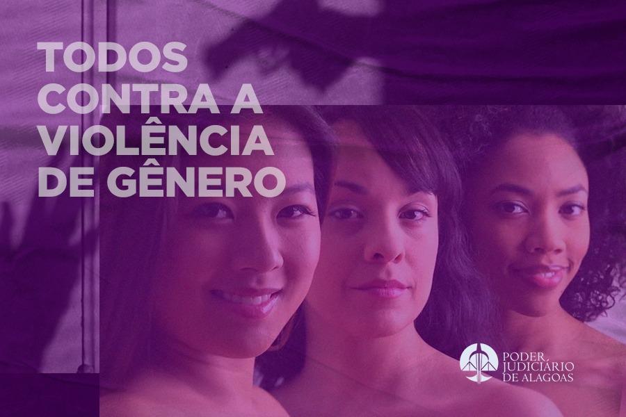 TJAL aprova anteprojeto de lei que visa aumentar o combate à violência contra a mulher