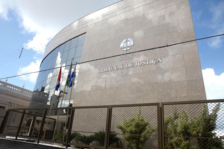 Plantão no TJAL ficará a cargo do presidente Tutmés Airan.