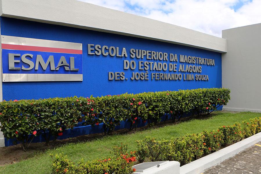 Seleção de estágio foi organizada pela Escola Superior da Magistratura de Alagoas (Esmal).
