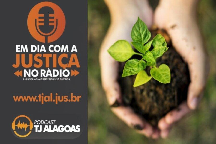 Em Dia Com a Justiça no Rádio fala sobre o sucesso do Plano de Logística Sustentável