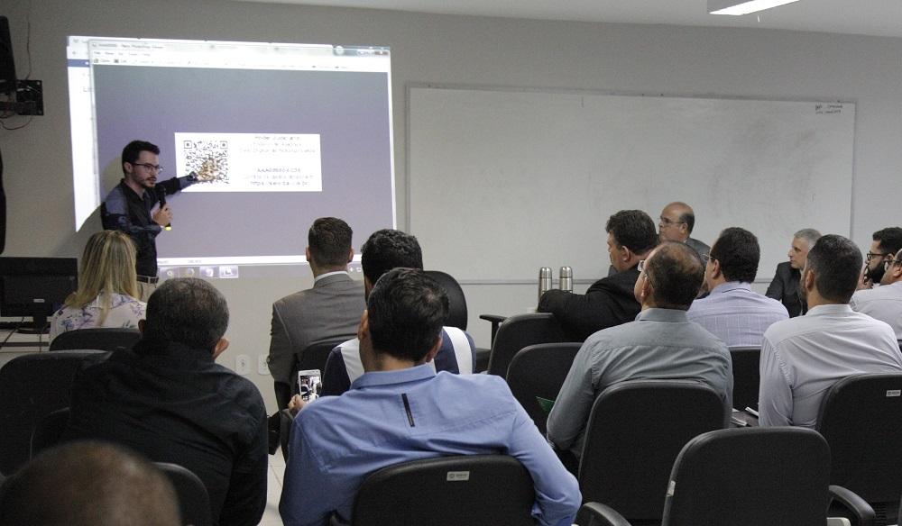 Benefícios do Selo Digital são apresentados aos representantes de cartórios de Maceió