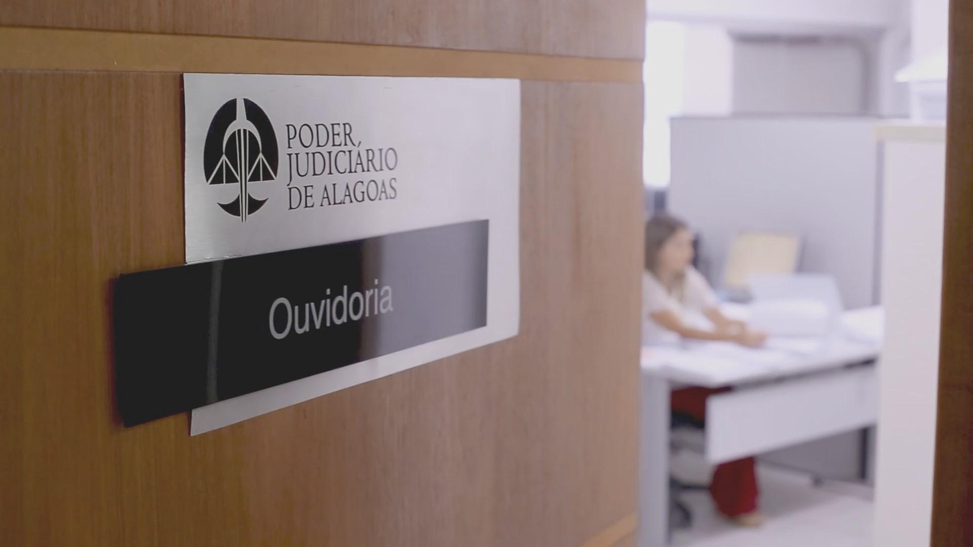 Trabalho desenvolvido pela Ouvidoria é uma resposta de como as atividades do TJAL estão sendo realizadas. Foto: Itawi Albuquerque