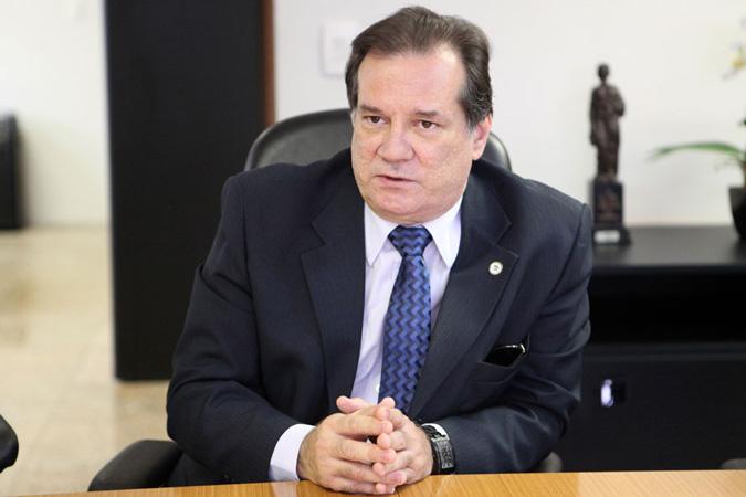 Magistrado Ney Alcântara. Foto: Caio Loureiro