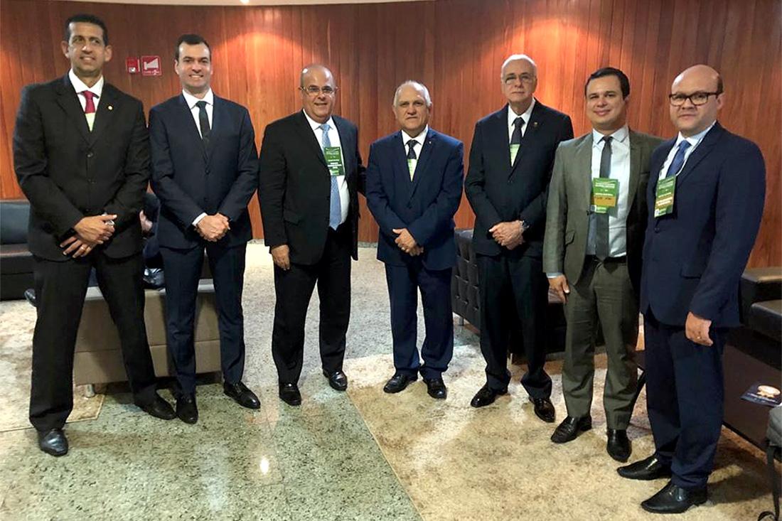 1ª Reunião Preparatória para o XIII Encontro Nacional do Poder Judiciário acontece em Brasília. Foto: Cortesia