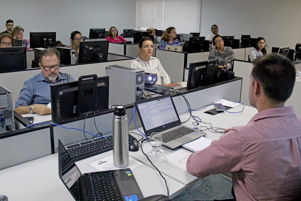 Curso deve aprimorar o entendimento dos servidores sobre o sistema de gestão de pessoas