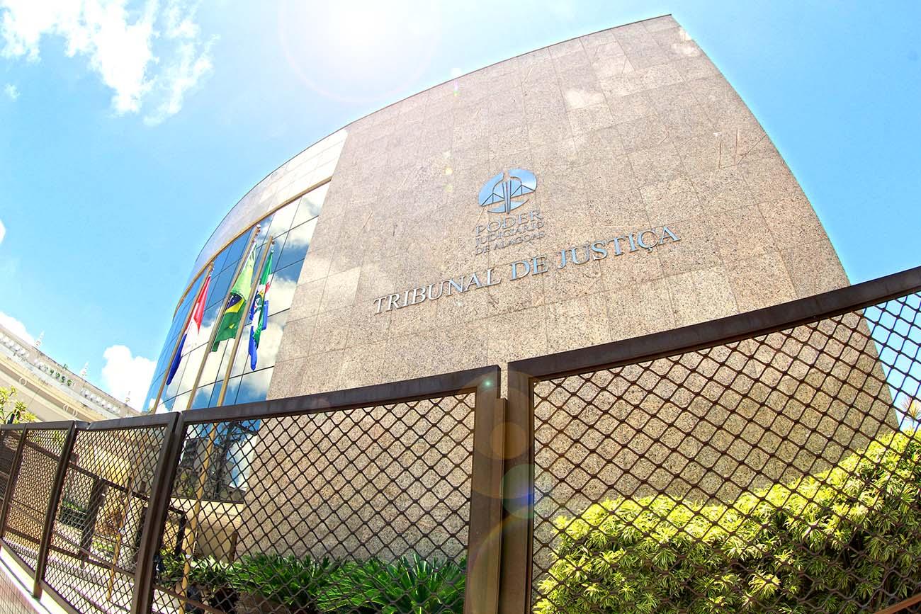 Corte da Justiça alagoana, no Centro de Maceió. Foto: Itawi Albuquerque