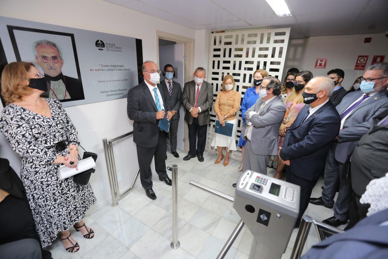 Judiciário alagoano inaugura novo prédio da Corregedoria Geral da Justiça