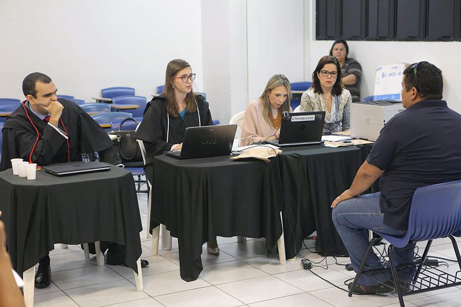 Juíza Marcella Pontes iniciou o estágio na 9ª Vara Criminal de Maceió, em 2009, e se apaixonou pela magistratura.
