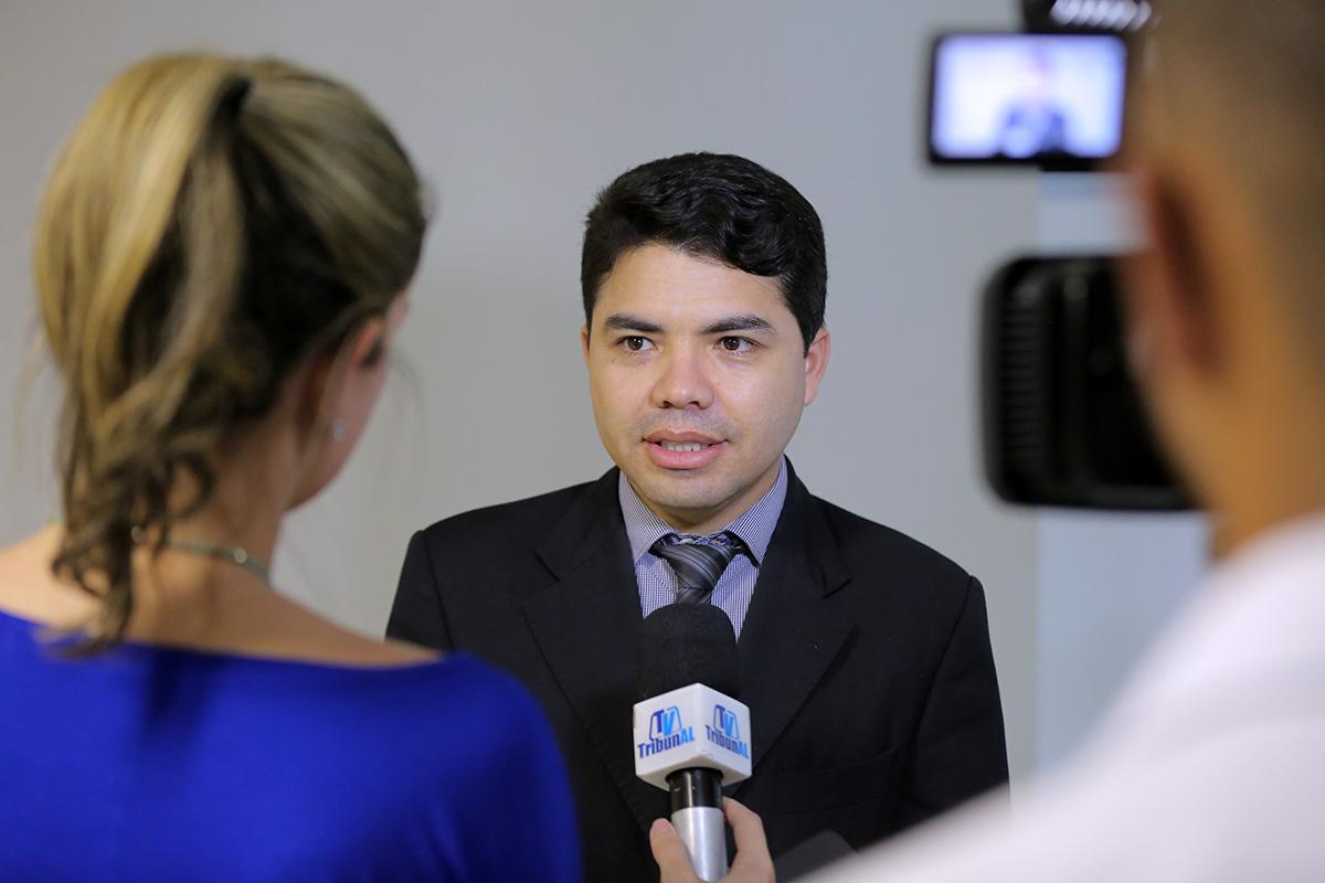 Juiz Hélio Pinheiro, coordenador de Projetos Especiais da Esmal. Foto: tawi Albuquerque
