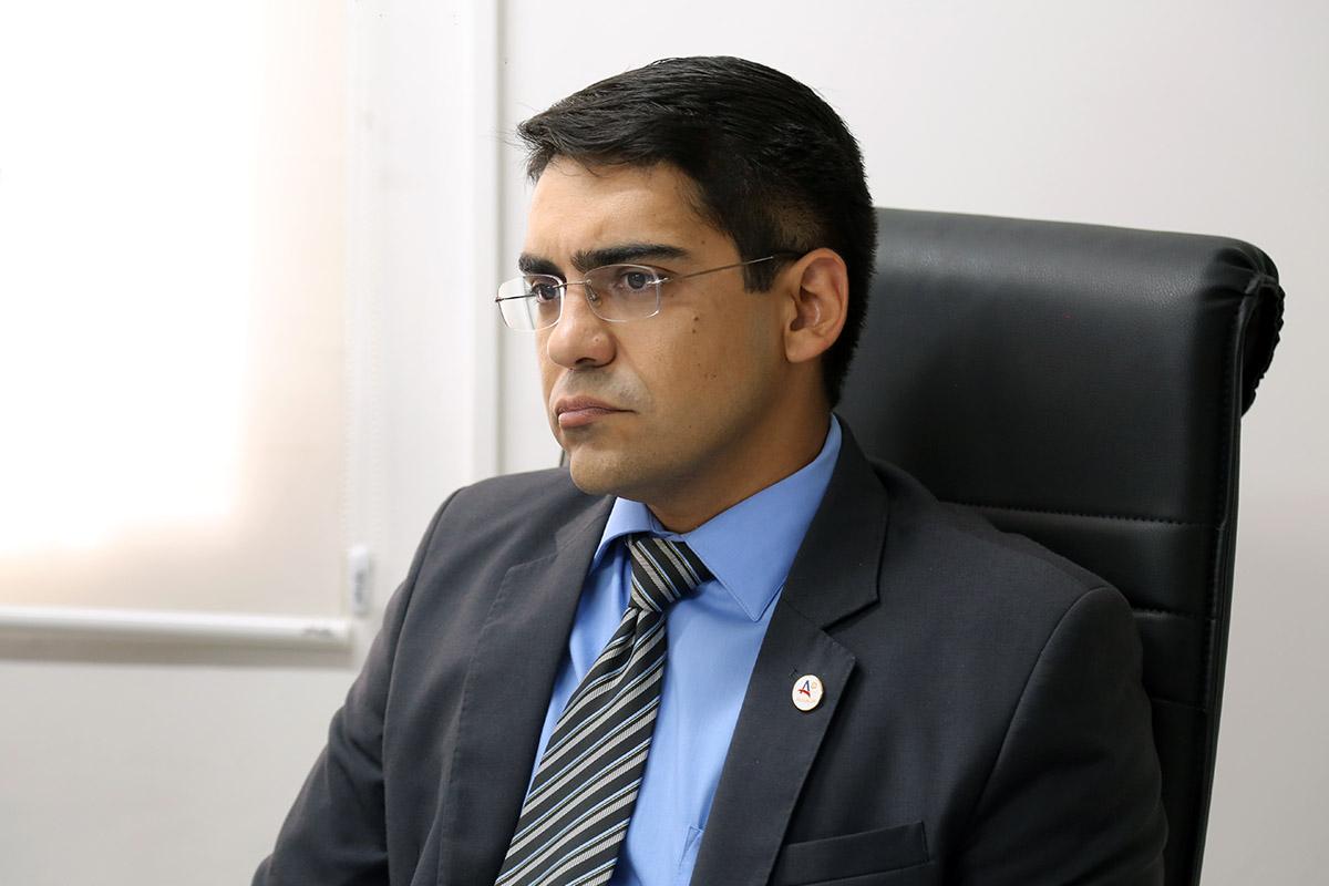 Juiz Geneir Marques de Carvalho Filho