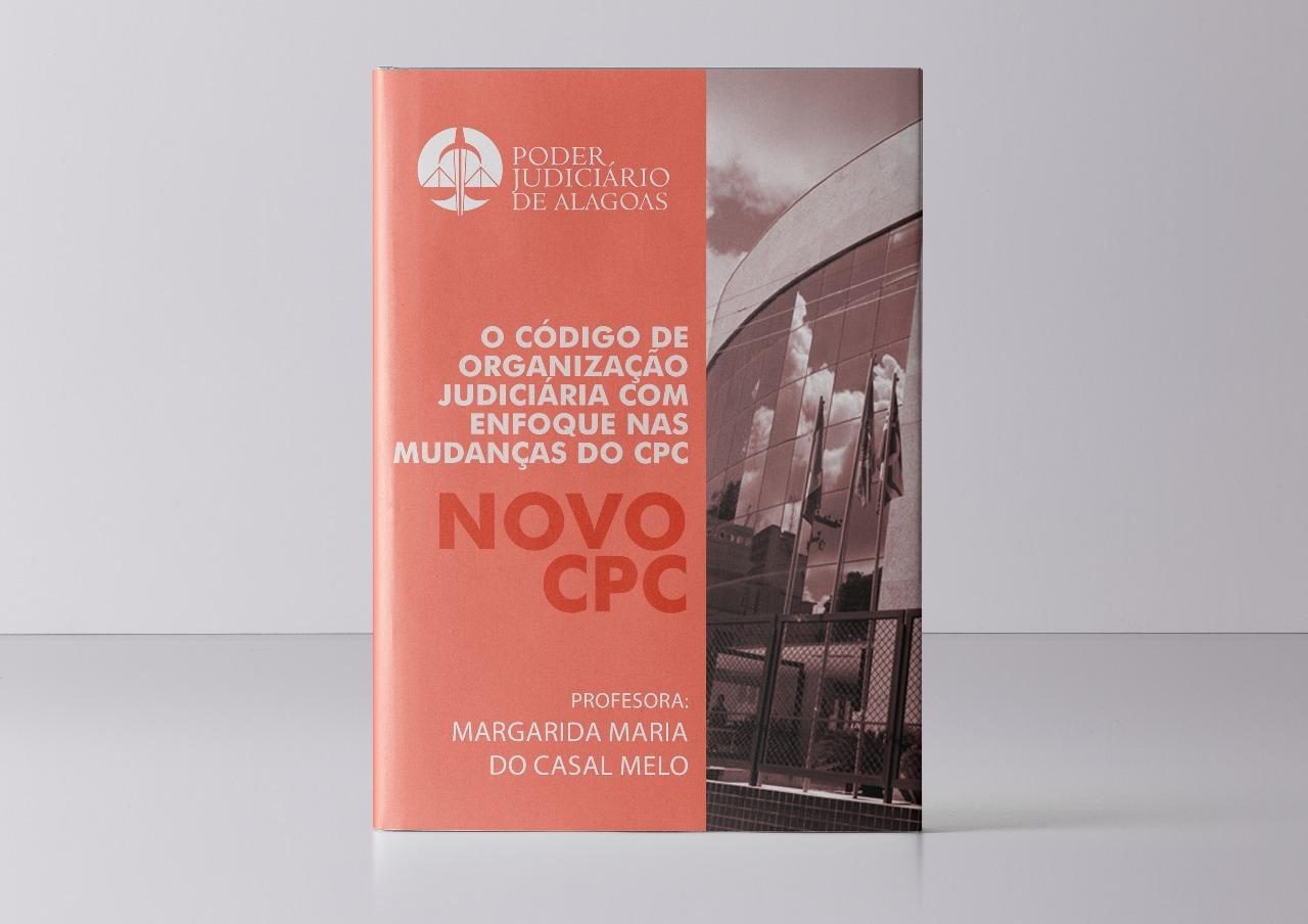 Capacitação é voltada para servidores do Tribunal de Justiça de Alagoas (TJ/AL).
