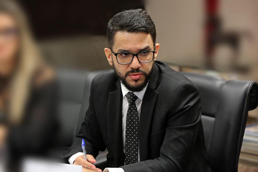 Para o juiz auxiliar João Paulo Martins, novas normas permitem a formação de um banco de dados dentro da CGJ. Foto: Caio Loureiro
