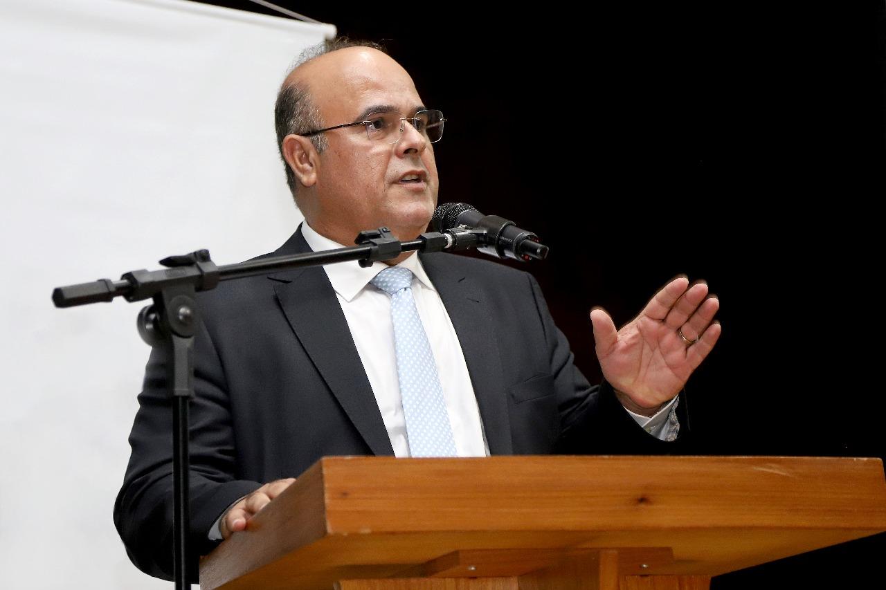Desembargador Fernando Tourinho de Omena Souza, presidente do CCOGE. Foto:  Luiz Silveira – Agência CNJ