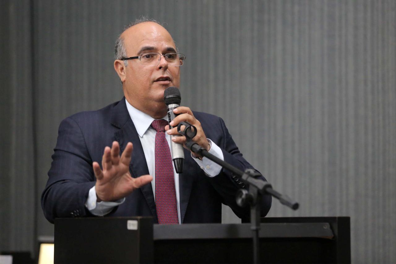 Desembargador Fernando Tourinho, corregedor-geral da Justiça. Foto: Itawi Albuquerque