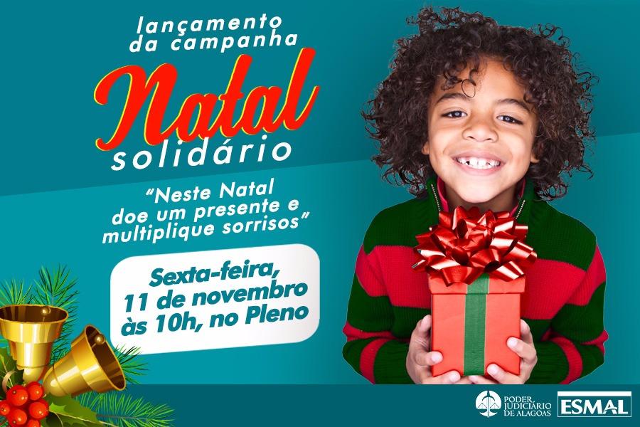 Distribuição de presentes ocorrerá no dia 5 de dezembro, na Esmal.