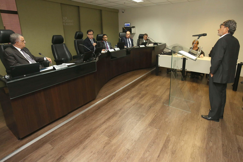 Conselho Estadual de Magistratura realiza primeira sessão do ano