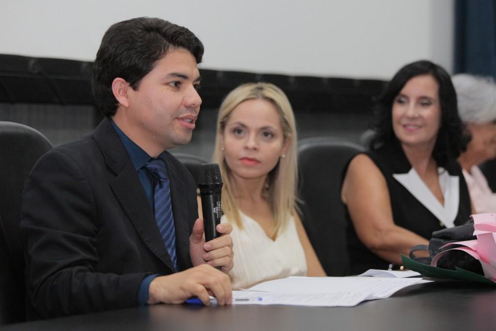 Hélio Pinheiro, Lorena Sotto-Mayor e Maristela Pozitano. Foto: Itawi Albuquerque