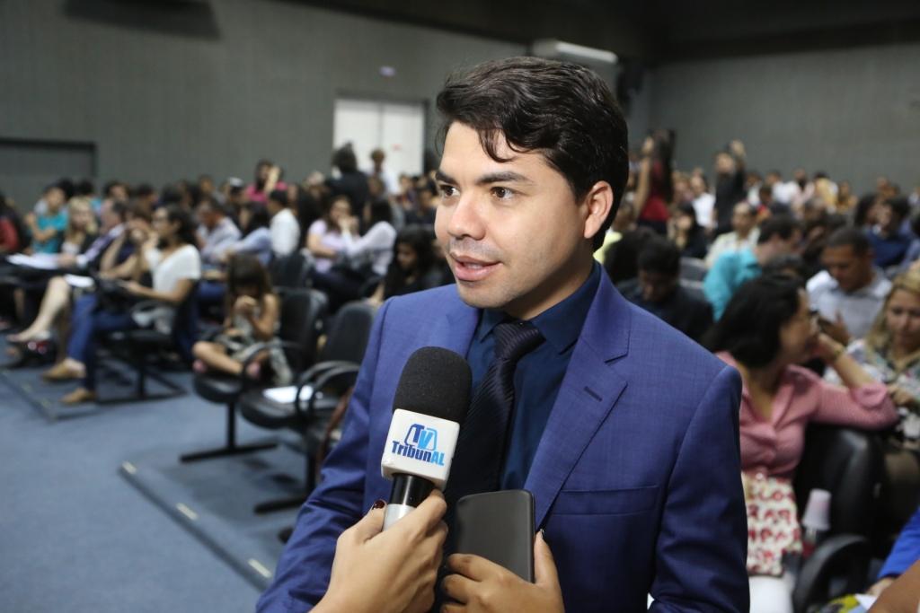 Juiz Hélio Pinheiro, coordenador de Projetos Especiais da Esmal.
