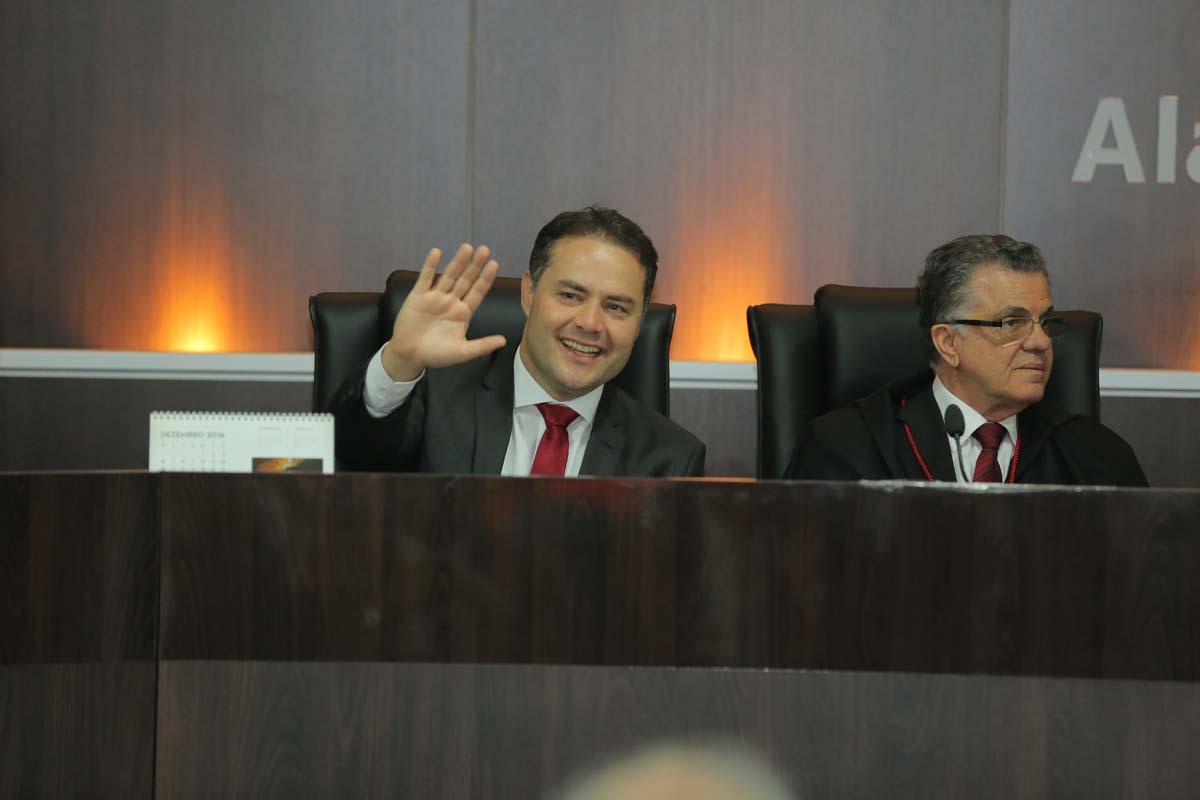 Governador Renan Filho. Foto: Itawi Albuquerque