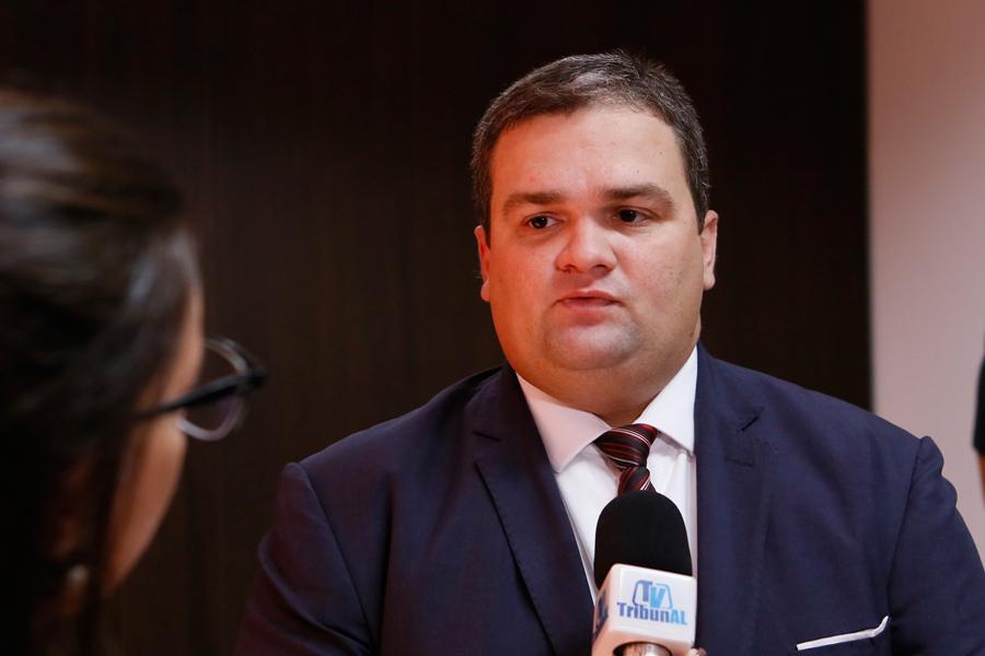 Juiz André Parízio, presidente do Conselho Diretor do Ferc.