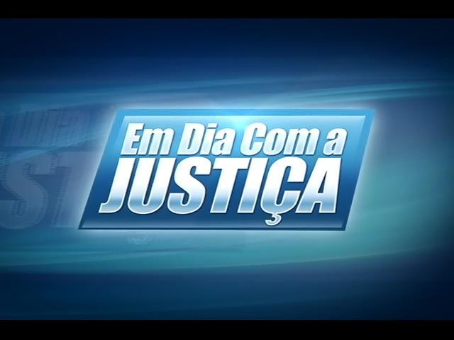 'Em Dia com a Justi�a' mostra destaques de Alagoas na pesquisa do CNJ