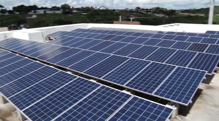 Fórum de Santana do Ipanema é abastecido por energia solar
