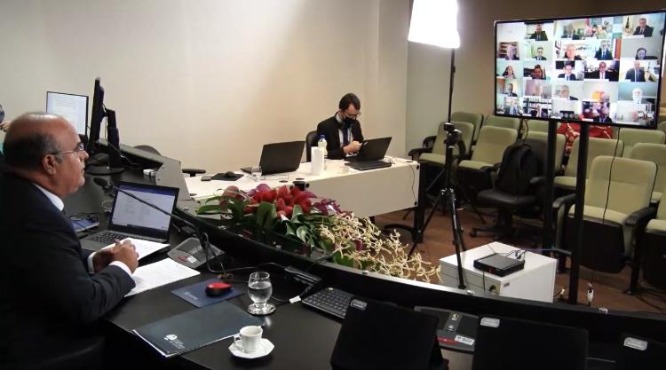 83º ENCOGE é realizado em Alagoas em formato virtual