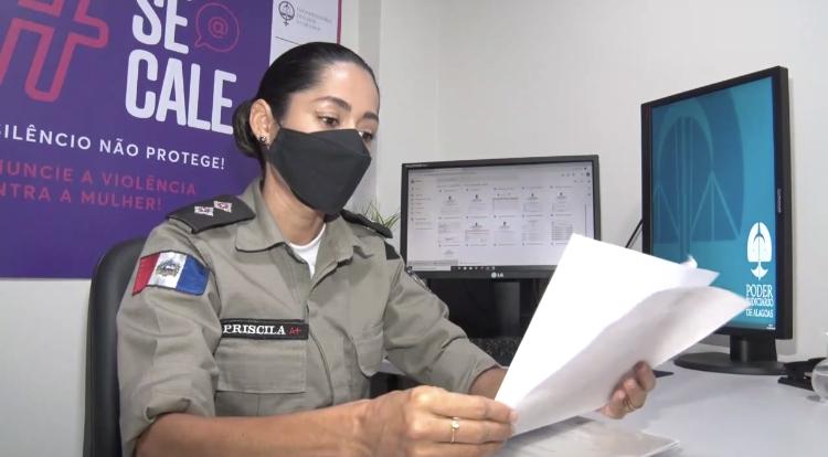 Patrulha Maria da Penha vai atender 90 mulheres em Arapiraca
