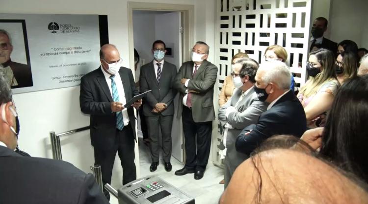 Judiciário de AL inaugura nova sede da Corregedoria Geral de Justiça