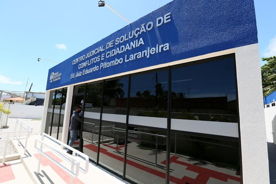 Comarca de Paripueira ganha Centro de Solução de Conflitos