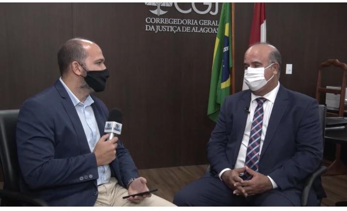 Tourinho faz balanço positivo sobre trabalho à frente da Corregedoria