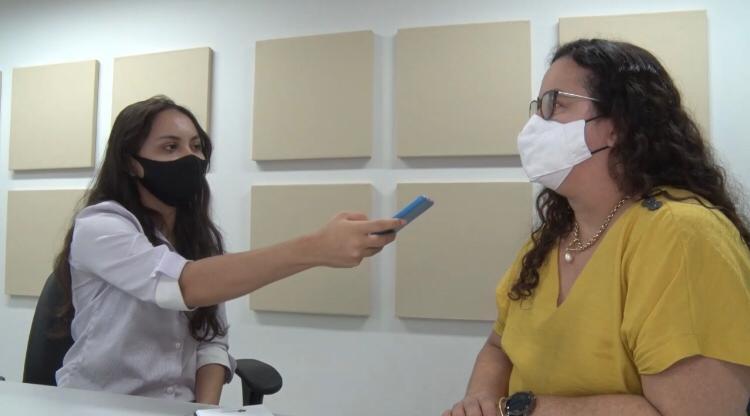 Estagiários do TJAL: troca de experiência no sistema híbrido de trabal